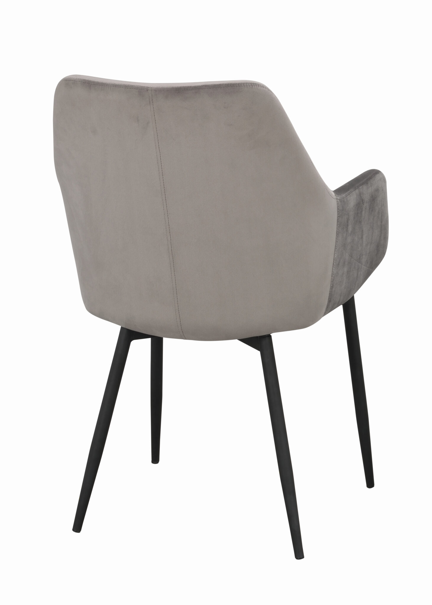 Ramsey arm chair Grey_black 110456 3